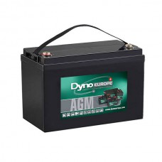 AGM BATTERY 12V 130.2AH/C20 116.5AH/C5 M8