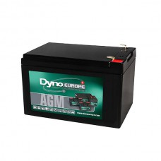 AGM BATTERY 12V 16.4AH/C20 14.5AH/C5 T2
