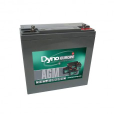 AGM BATTERY 12V 27,2AH/C20 24,4AH/C5 M5
