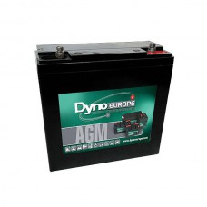 AGM BATTERY 12V 27.2AH/C20 24.2AH/C5 M5