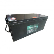 AGM BATTERY 12V 225AH/C20 190.5AH/C5 M8