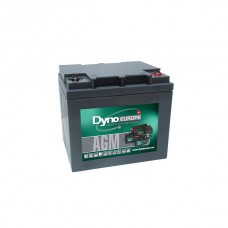 AGM BATTERY 12V 48.2AH/C20 39.9AH/C5 M6