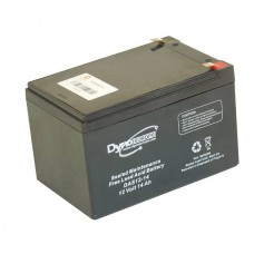 AGM BATTERY 12V 14AH/C20 11.9AH/C5 T2
