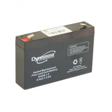 AGM BATTERY 6V 7AH/C20 5.95AH/C5 T2